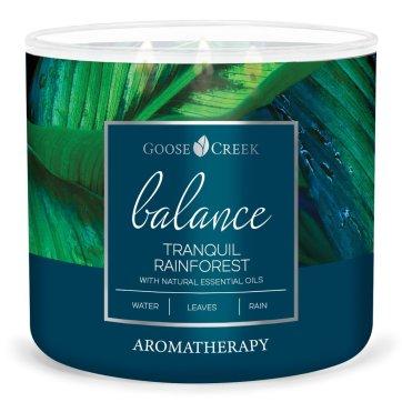 goosecreek tranquil rainforest candle
