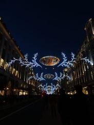 Regents Street lights