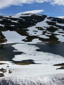 Haukeli mountain range