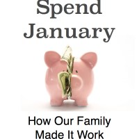 No Spend January: Week 1