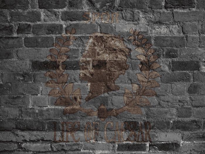 brick wall caesar podcast patron