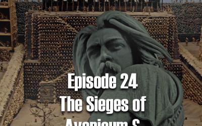 Julius Caesar #24 – The Sieges of Avaricum & Gergovia