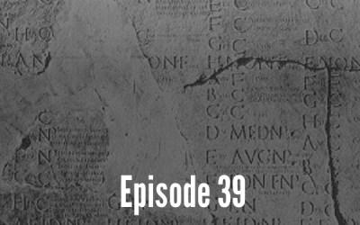 Julius Caesar #39 – Caesar's Reforms