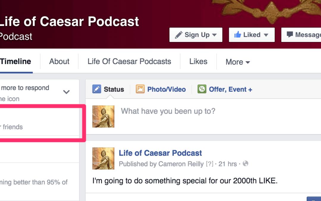 Julius Caesar – 2000 Likes Special Edition