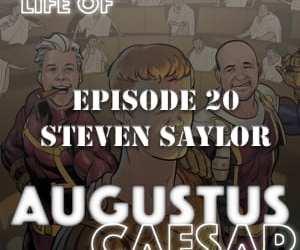 Augustus Caesar #20 – Steven Saylor