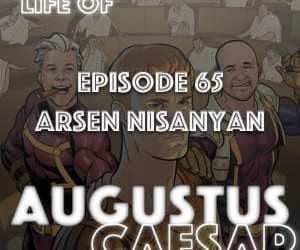 Augustus Caesar #65 – Arsen Nisanyan