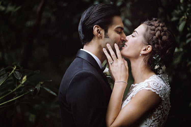 Prabh uppal and Alicia Kaur