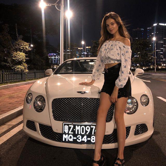 Karina Kovaliova Net Worth