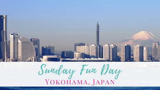 Sunday Fun in Yokohama