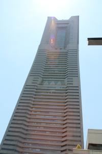 Sunday Fun Day Yokohama Japan, Landmaark Tower
