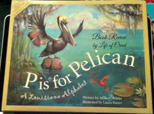 Book Review  P is for Pelican