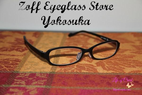 Zoff Eyeglass Yokosuka