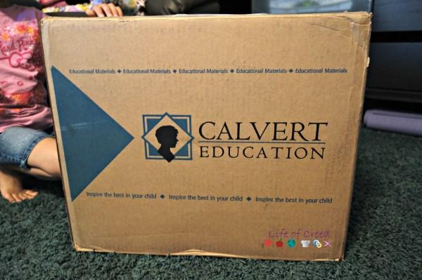 Calvert Education kindergarten