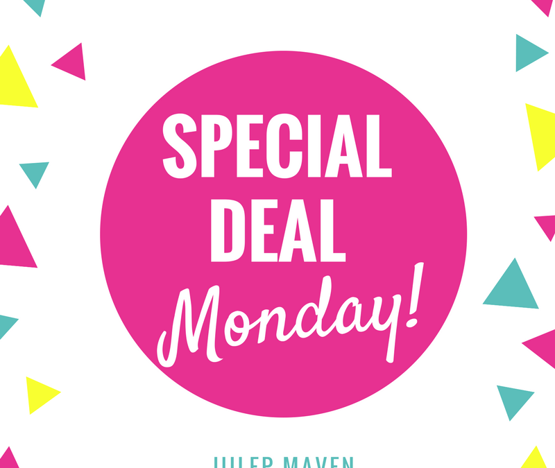 Special Deal Monday!!!! St. Patrick's Day Welcome Box for New Julep Maven Subscribers