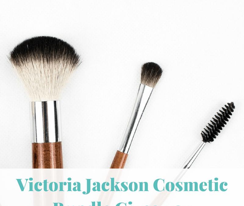 Victoria Jackson Cosmetic Bundle Giveaway