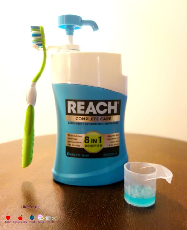 REACH Complete Care review via lifeofcreed.com @lifeofcreed