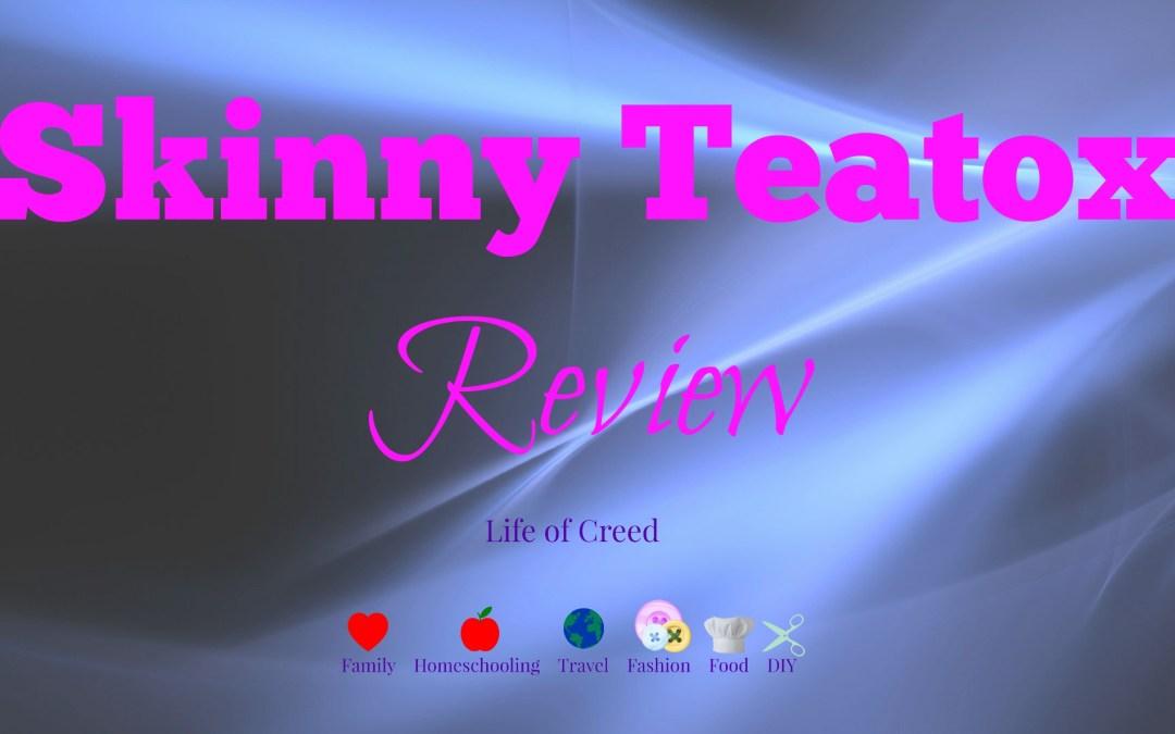 Skinny Teatox Review