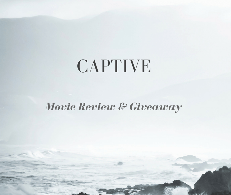 Captive Movie Review & Giveaway