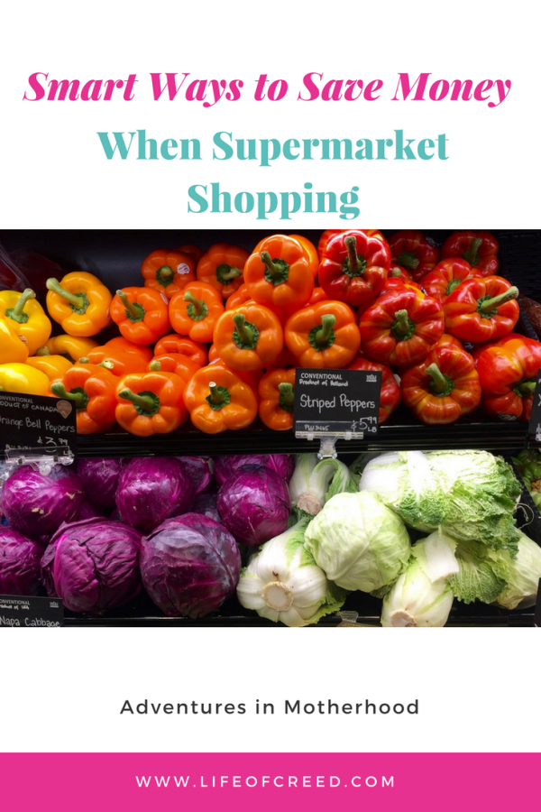 Smart Ways to Save Money When Supermarket Shopping - Here are ten simple strategies you can deploy, starting today, to get the biggest bang for your buck.