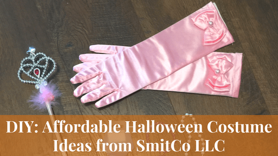 DIY: Affordable Halloween Costume Ideas from SmitCo LLC