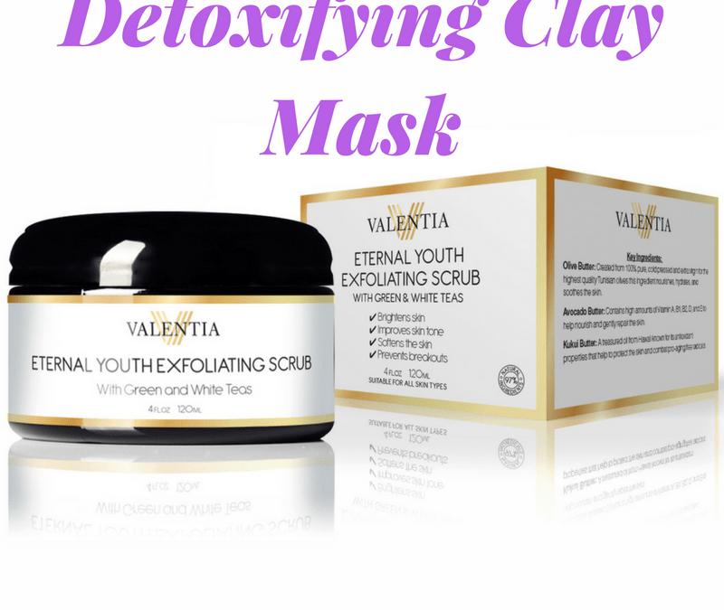 Skin Detoxifying Clay Mask