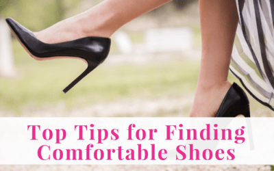Top Tips for Finding Comfortable Shoes