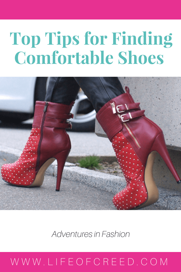 Do you want to purchase a pair of comfortable shoes for all occasions - we take a look at several shoe styles and how to choose the comfortable shoes within each style.
