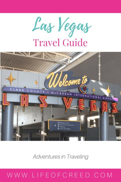 Las Vegas Travel Guide blog post photo