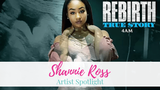 Shannie Ross | Artist Spotlight