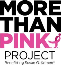 Think Pink Project Susan G Koman logo