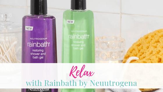 Relax with Rainbath by Neutrogena