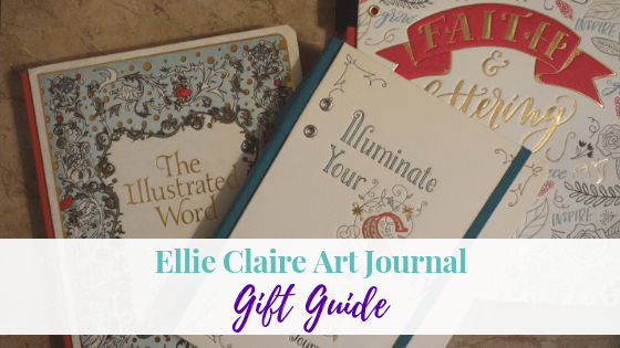 Ellie Claire Art Journal | Gift Guide