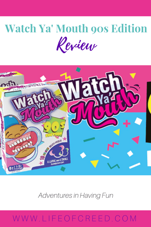 Watch Ya' Mouth 90s Edition Review