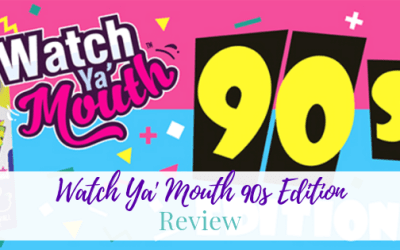 Watch Ya' Mouth, 90's Edition | Review