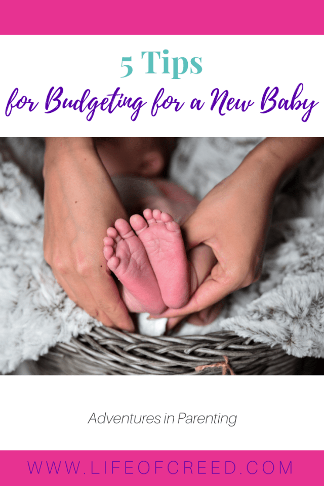 Everything changes when your new baby arrives, from your views on life to your sleeping patterns and of course, those extra expenses that you didn't have to deal with before. Suddenly, there are many other new things to buy for your little bundle of joy which can put quite a large dent in your bank balance. The following are 5 top tips for budgeting for a new baby that will help to reduce the strain on your wallet.