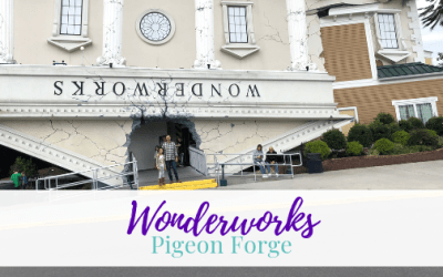 Wonderworks Pigeon Forge | Adventures in Gatlinburg, TN