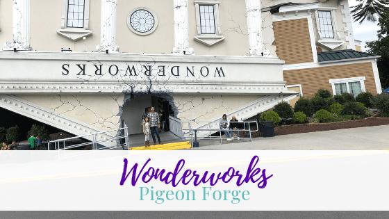 Wonderworks Pigeon Forge | Adventures in Gatlinburg, TN