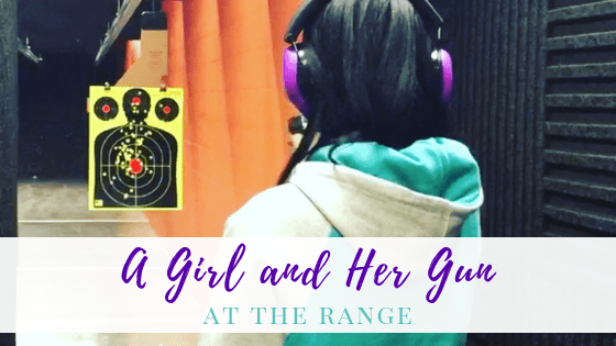 A Girl and and Her Gun