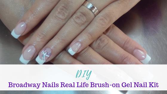 DIY - Broadway Nails Real Life Brush-on gel nail kit