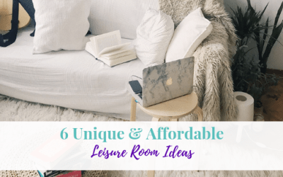 6 Unique and Affordable Leisure Room Ideas