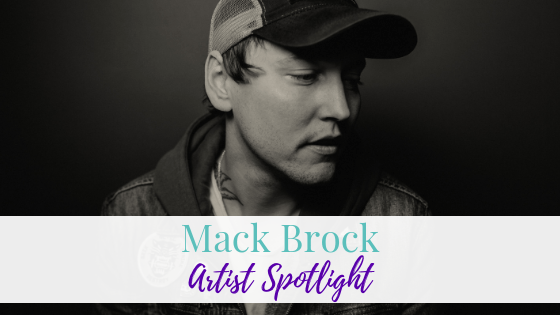 Covered EP, Mack Brock | Artist Spotlight