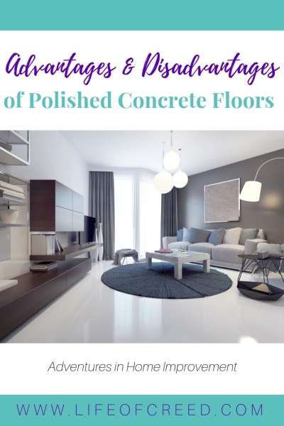 Advantages and Disadvantages of Polished Concrete Floors - Polished concrete is undoubtedly one of the most affordable flooring solutions used extensively in recent years. The polished concrete floors are used in large scales in the stores, manufacturing plants, restaurants, schools, as well as numerous public places. However, there are some drawbacks of the polished concrete floors which are being manufactured and marketed by the polished concrete companies. Read on to know more about the pros as well as cons of the polished concrete floorings which are being marketed by the polished concrete company.