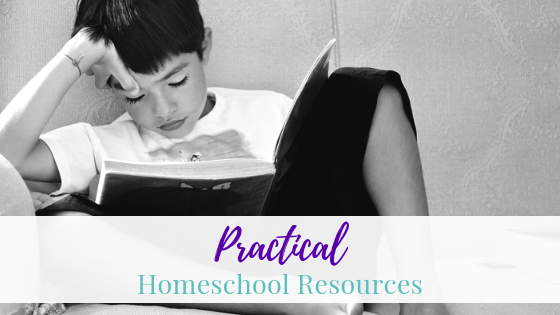 Practical Homeschool Resources