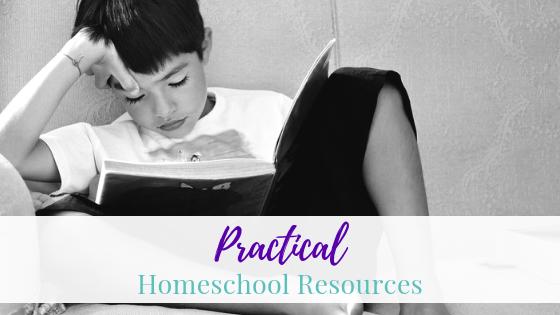 Practical Homeschool Resources