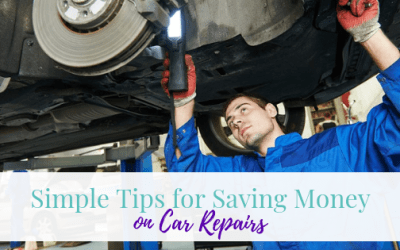 Simple Tips to Save Money on Car Repairs