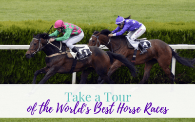 Take a Tour of the World's Best Horse Races