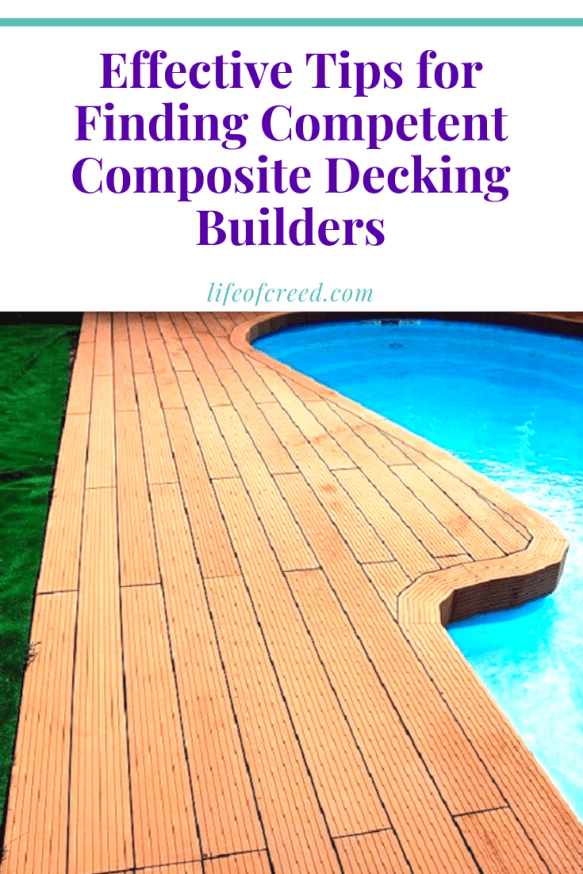 Many house owners now prefer to add decks made of composite materials, to make their outdoors more comfortable and enjoyable for family members and guests.
