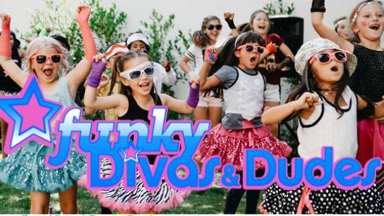 Rockstar Virtual Dance Camp | Funky Divas and Dudes