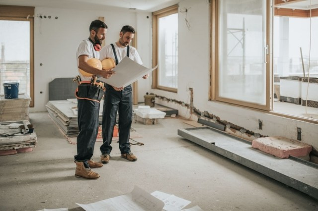 The right time to look for a good builder for your renovations is once you have decided on what to change in your house.
