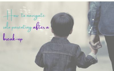 How To Navigate Solo Parenting After A Break-Up